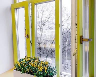 фарбування вікон